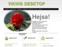 Viking Desktop v/Laila Petersen